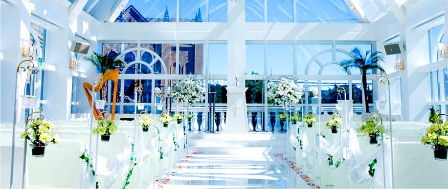 cafc0af9e93b5 千葉県銚子市の結婚式場 モンベルジェ 披露宴 教会